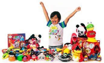 Ryan's World Promotional Image