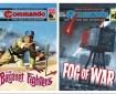 Commando Issues 5295-5298 Montage