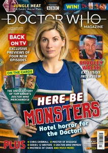Doctor Who Magazine Issue 547 - Regular Edition