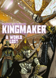 Kingmaker: A World Lost