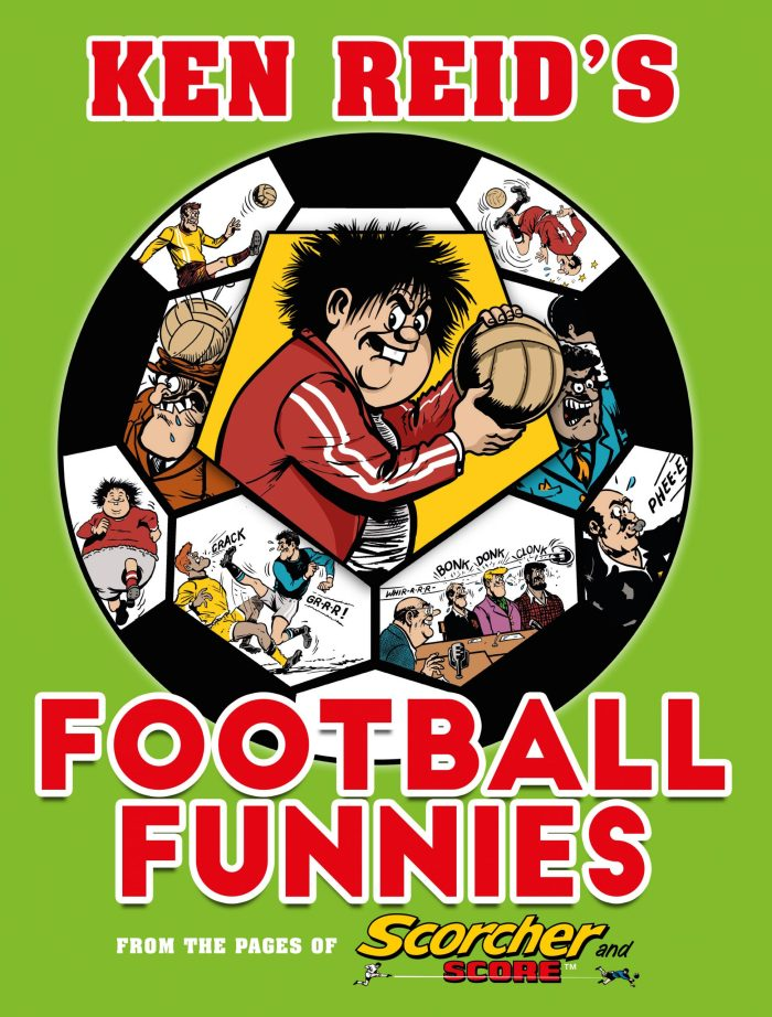 Ken Reid's Football Funnies