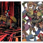 Best of 2000AD Cover Montage #1 - 4