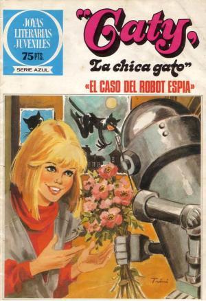 "Caty - ""La Chica Gato"" (Cathy the Cat Girl - in Spanish)"