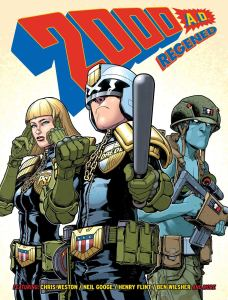 2000AD Re-Gened