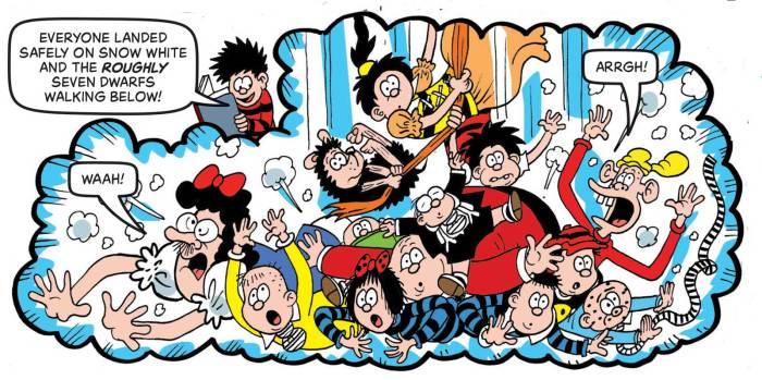 Beano 4024 - World Book Day - Million Stories