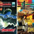 Commando (Issues 5303 – 5306) Montage