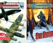 Commando Issues 5307 – 5310