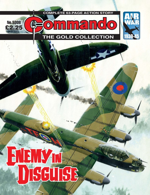 Commando 5308 - Gold Collection: Enemy in Disguise