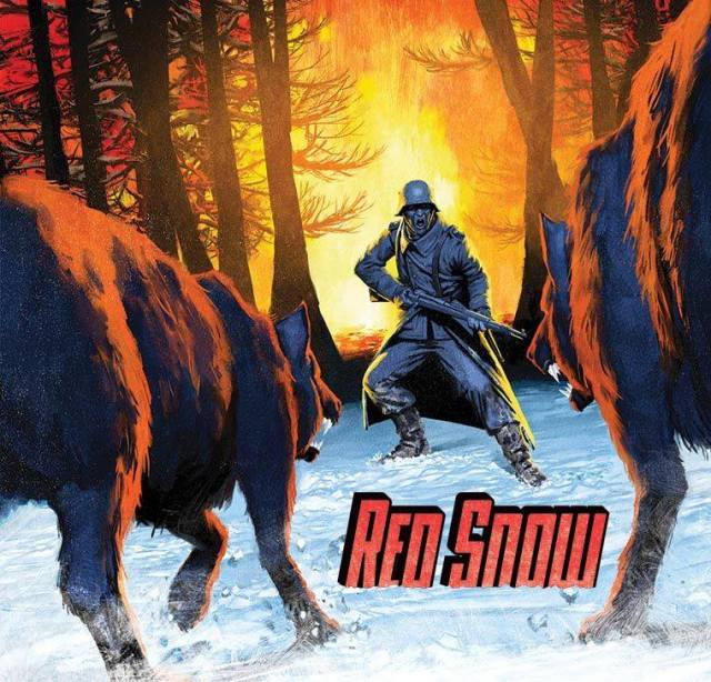 Commando 5309 - Action and Adventure: Red Snow - Full Cover