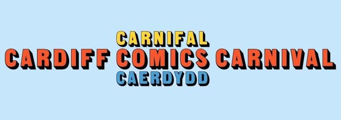 Cardiff Comics Carnival 2020 SNIP