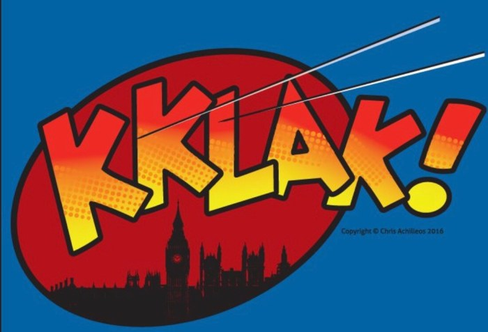 Kklak!: The Doctor Who Art of Chris Achilleos