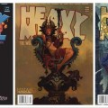 Heavy Metal Magazine 299 Montage