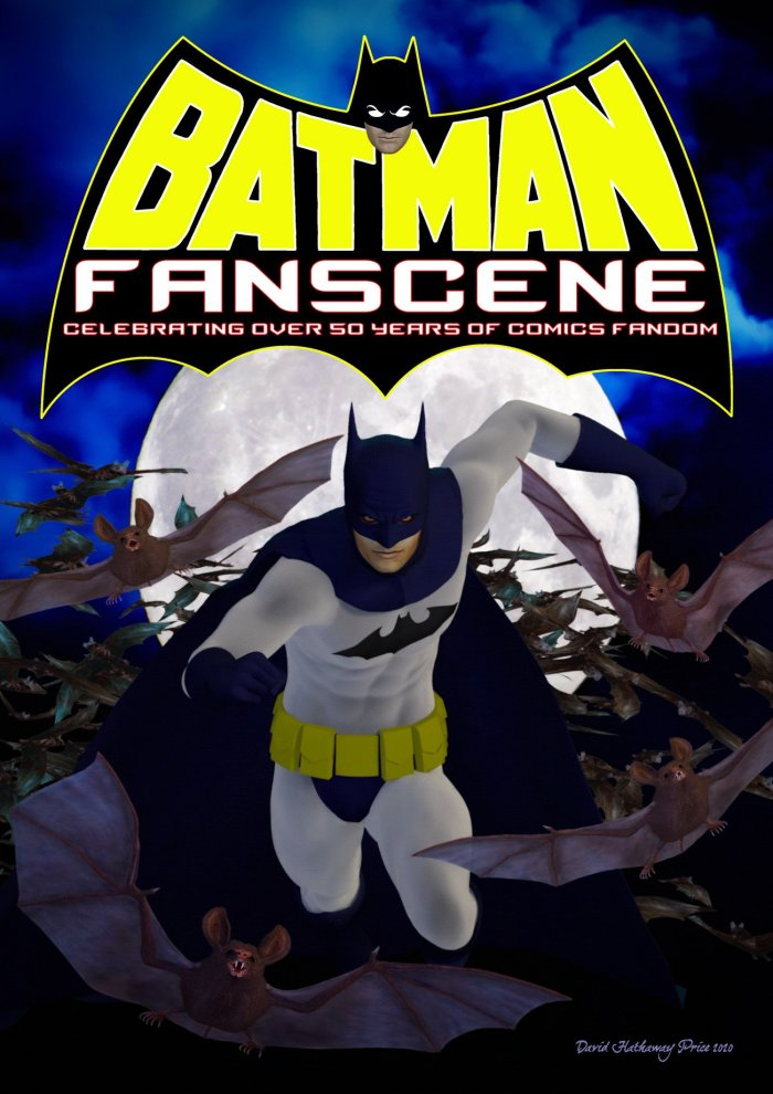 FANSCENE Issue 5 - Batman Special