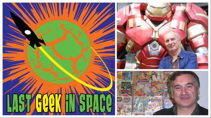 Last Geek in Space Podcast