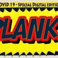 Splank! Covid-19 2020 Edition Masthead
