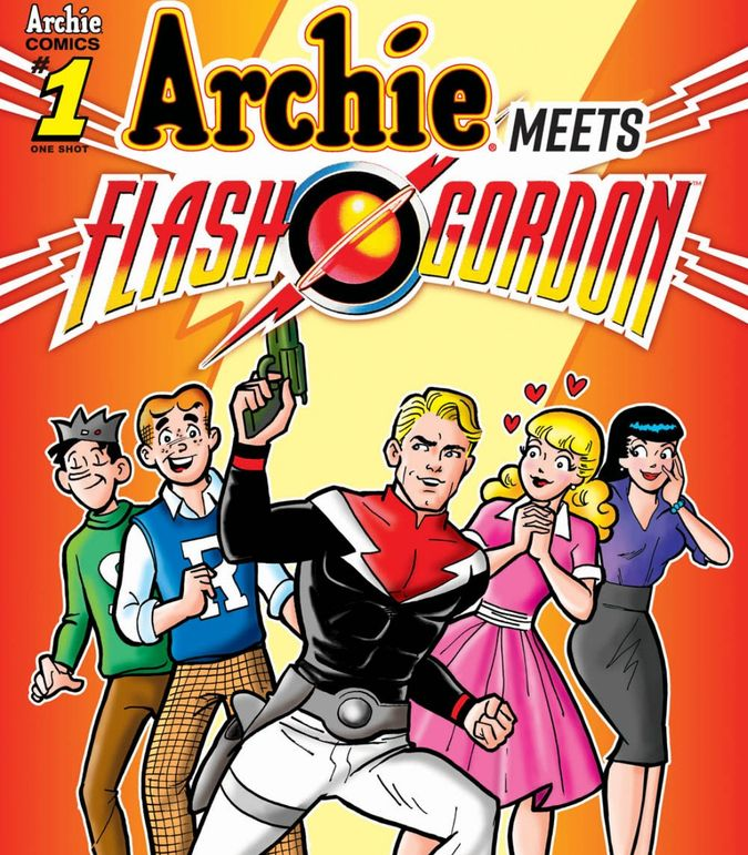 Archie Meets Flash Gordon - Regular Cover (2020)