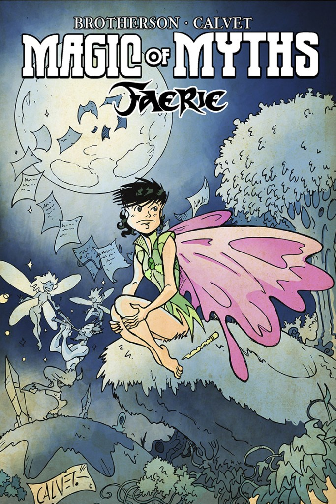 Magic of Myths: Faerie