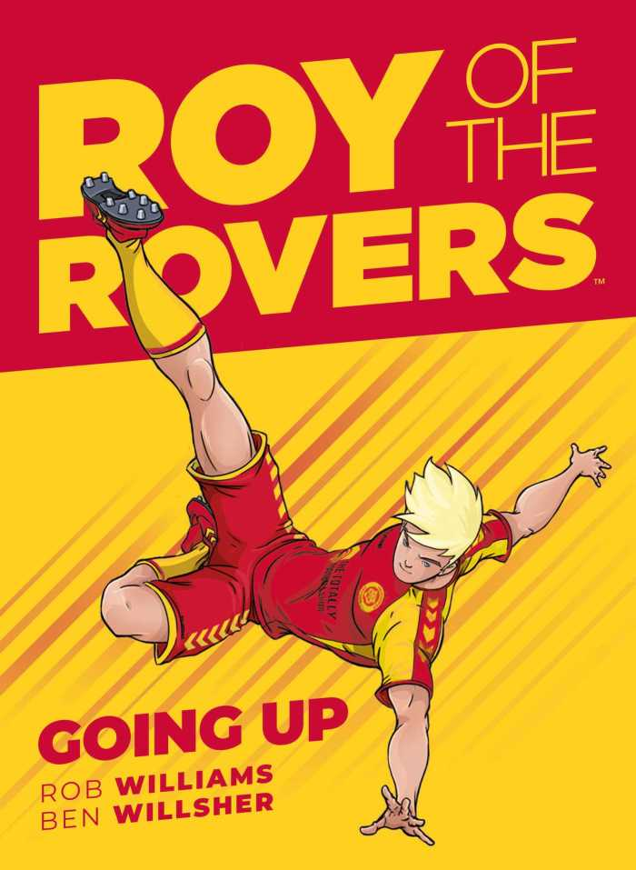 Roy of the Rovers - Going Up