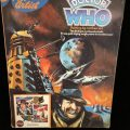 The cover art for the Doctor Who Painting by Numbers Sets has a familiar look to it...