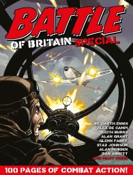 Battle (of Britain) Special 2020 Cover by Nelson Daniel