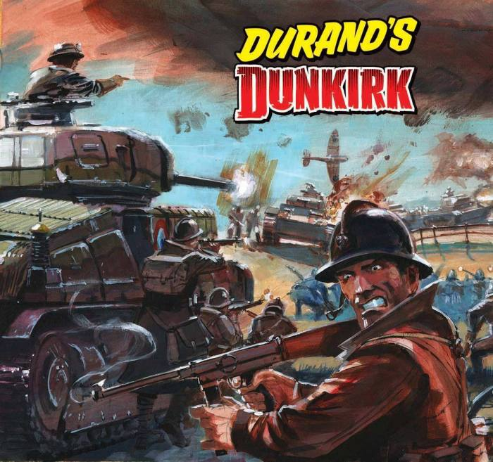 Commando 5335: Home of Heroes: Durand's Dunkirk - Full