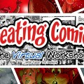 Tim Perkins Creating Comics Workshop Virtual Workshop Banner