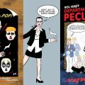 Department of the Peculiar Goes POP! #2 - Promo