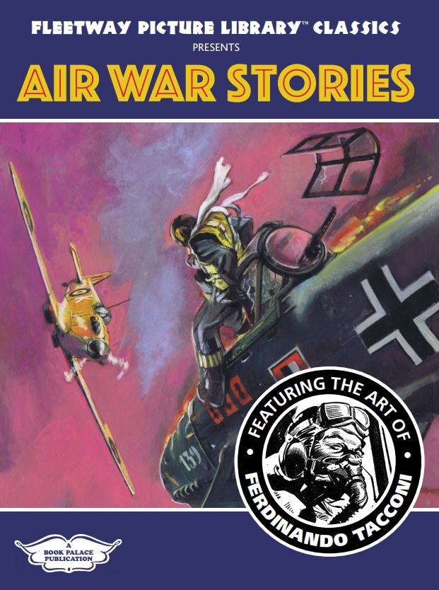 Fleetway Picture Library Classics - Air War Stories - Cover