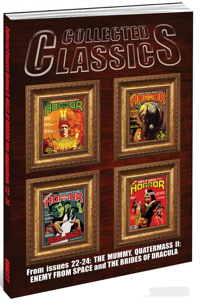 House of Hammer Collected Classics - Issues 22 - 24