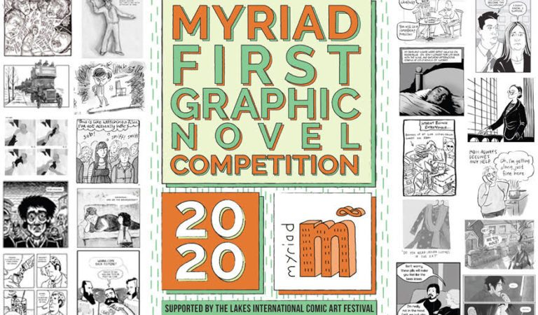 Myriad First Graphic Novel Competition Long List Announced