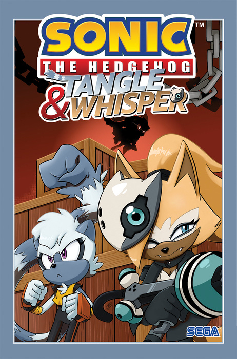 Sonic The Hedgehog: Tangle & Whisper Volume 1 Trade Paperback