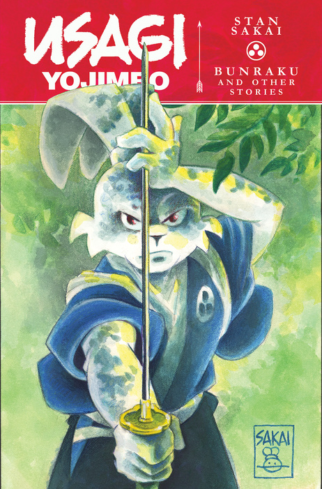 Usagi Yojimbo Vol. 1: Bunraku & Other Stories Trade Paperback