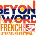 Institut Français a Londres Beyond Words Festival 2020 Logo