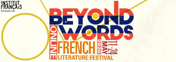 Institut Français a Londres Beyond Words Festival 2020 Logo