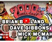 2000AD Thrill-Cast - The Lockdown Tapes Episode 17 - Brian Bolland, Dave Gibbons and Mick McMahon