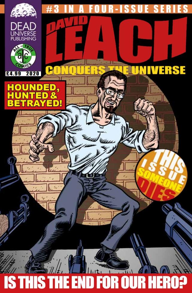 David Leach Conquers the Universe #3