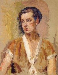 A 1927 portrait of Felka Platek