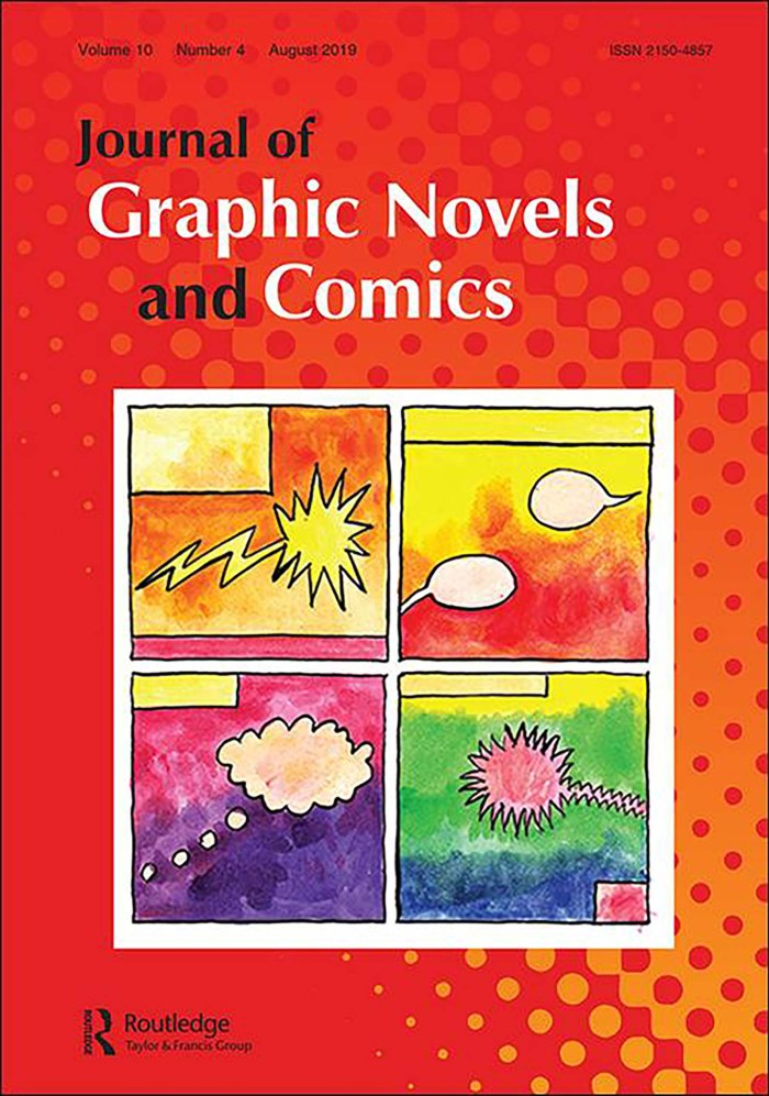 The Journal of Graphic Novels and Comics Volume 10 Issue 4