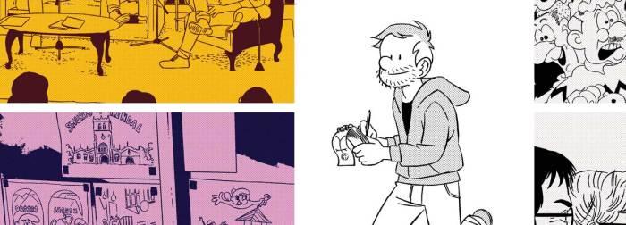 Lakes International Comic Art Festival Journal 2019