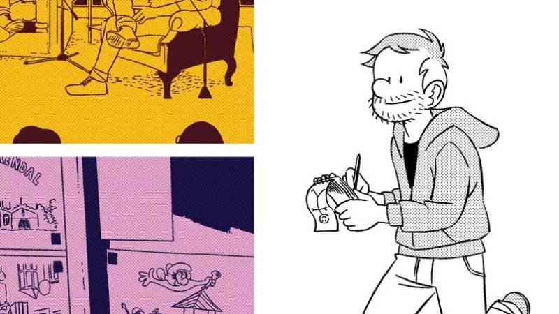 Lakes International Comic Art Festival offers free comics through Tapas