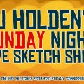 PJ Holden's Sunday Night Live Sketch Show