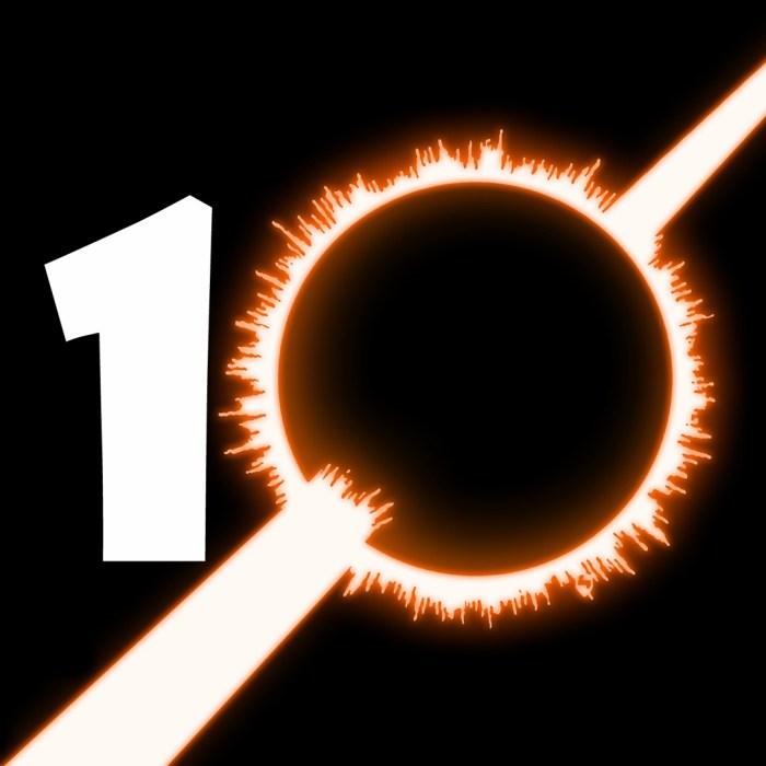 Deadstar Publishing - Tenth Anniversary Logo