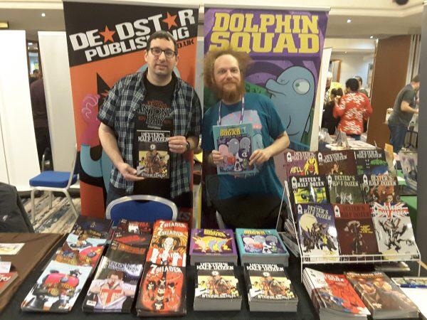 Deadstar Publishing - The Team