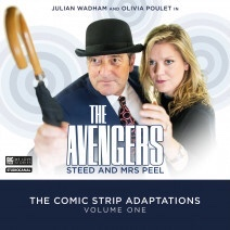 The Avengers: The Comic Strip Adaptations Volume 01: Steed & Tara King