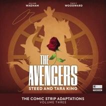 The Avengers: The Comic Strip Adaptations Volume 03: Steed & Tara King