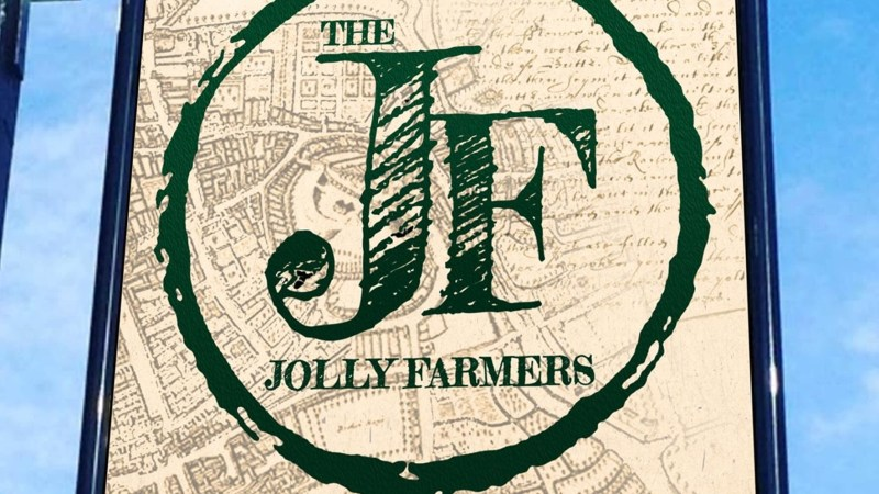 Oxford's Jolly Farmers pub sets to re-open, refurbed with a dash of some Dark Materials!