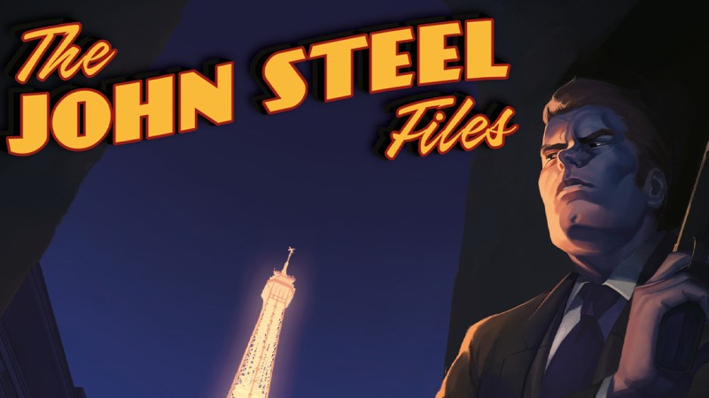 "Rebellion announces ""The John Steel Files"", new Thriller Picture Library collection"