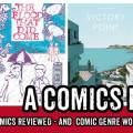 Lakes International Comic Art Festival Podcast Episode 79 - A Comics Ramble