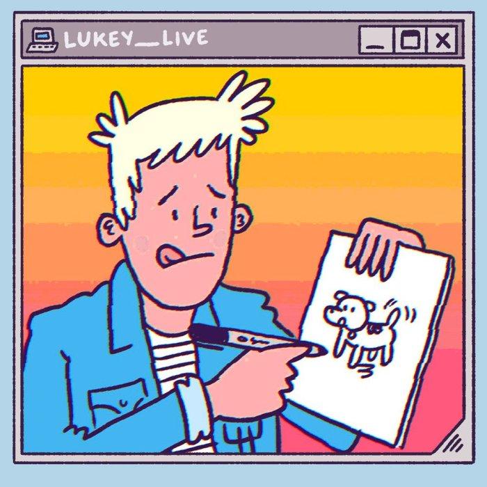 "Luke ""Sad Chewie"" McGarry - Luke McGarry Live"