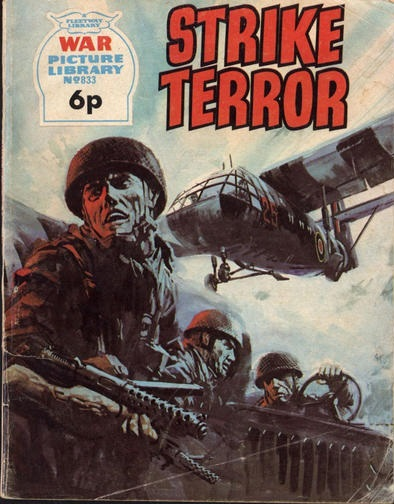 War Picture Library 833 - Strike Terror